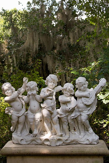 Cherubs - Middleton Place