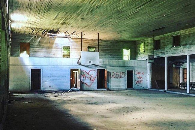 Angelus Gym Interior