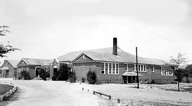 Angelus School Historic
