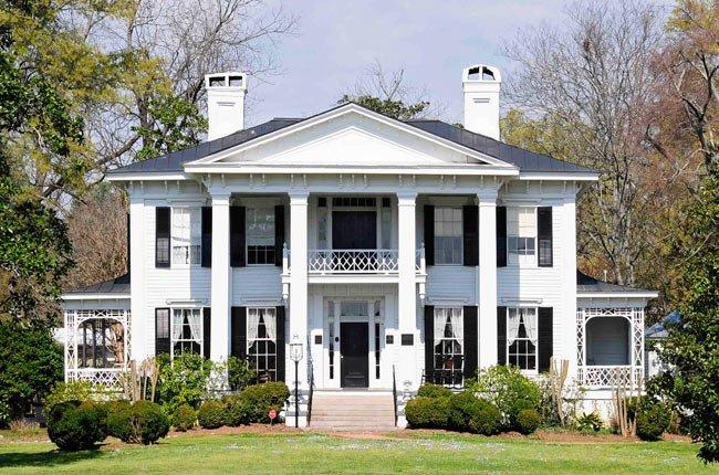 Armistead Burt House