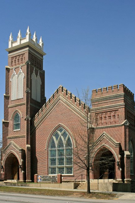 Arsenal Hill Church Columbia