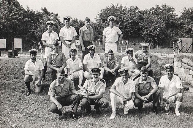 Marine Barracks Team