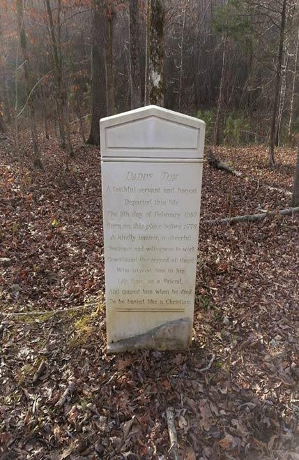 Badwell Cemetery Headstone