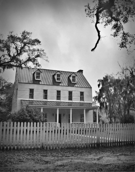 Bailey House Edisto