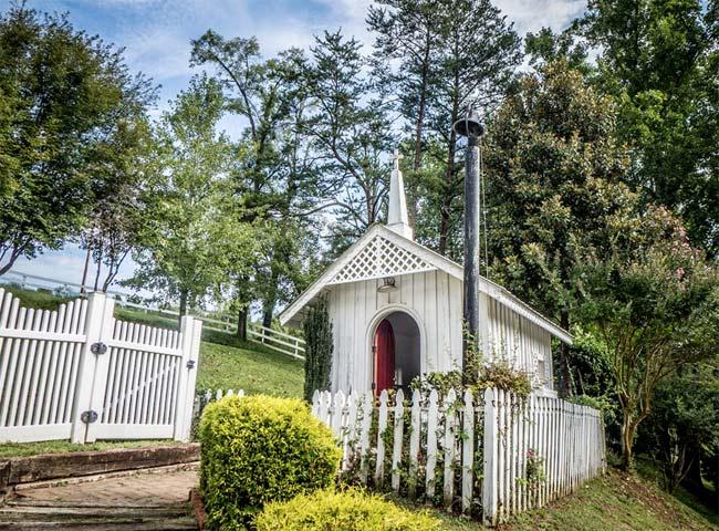 Ballenger Mill Wedding Chapel