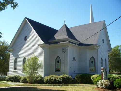Barnwell Bethlehem Church