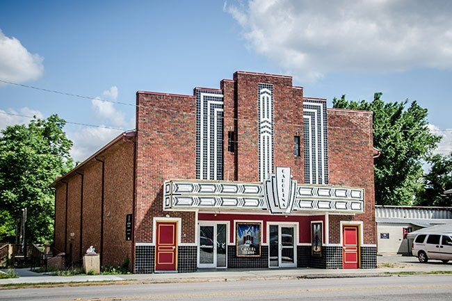 Barnwell Carolina Theatre