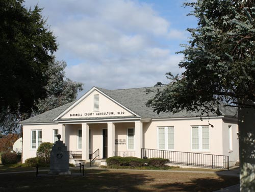 Barnwell County Agricultural Building