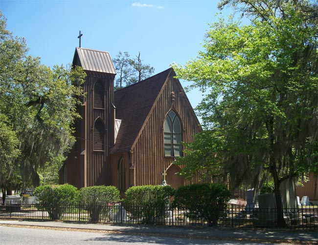 Barnwell Episcopal Church