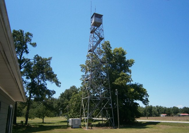 Barnwell Fire Lookout