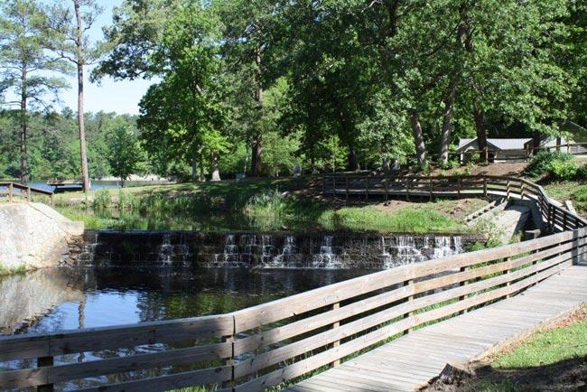 Barnwell State Park SC
