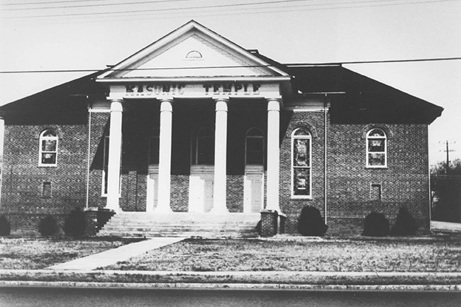 Bates Masonic Lodge