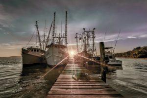 Battery Creek Boats