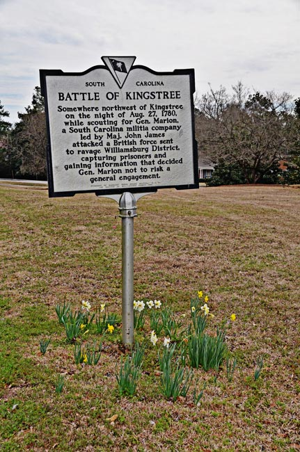 Battle of Kingstree