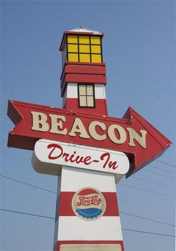 Beacon Drive In Spartanburg South Carolina