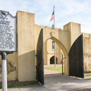 Beaufort Arsenal Entrance