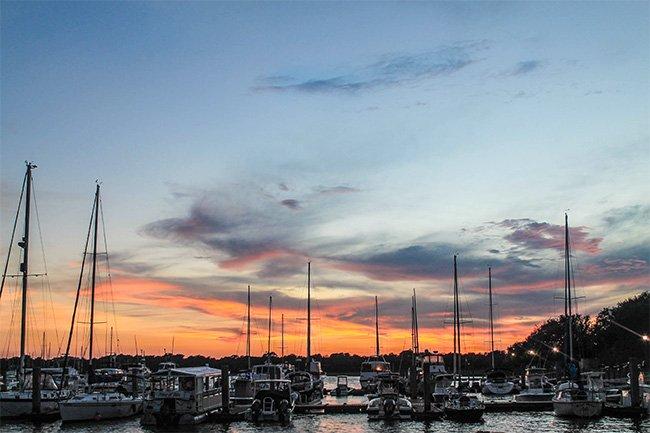 Beaufort Marina