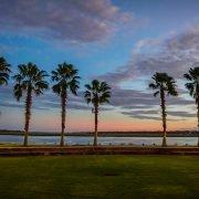 Beaufort Waterfront Park Sunset
