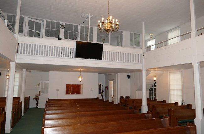 Beech Island Baptist Interior
