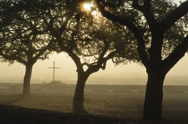 Belin Methodist Cross
