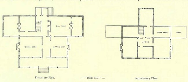 Belle Isle Plantation Floorplan