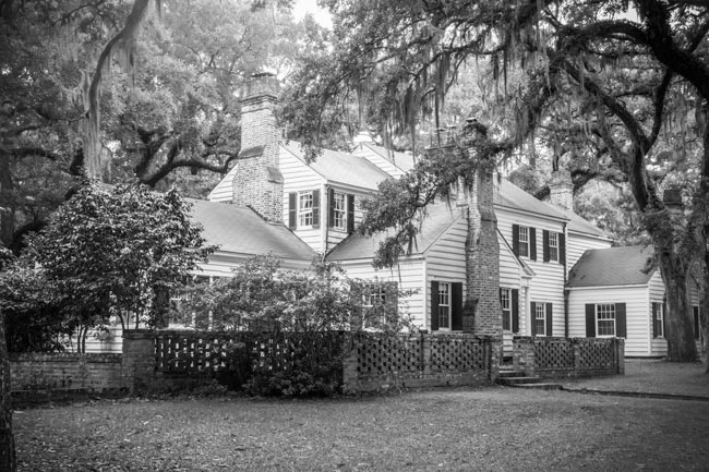 Bellfield Plantation in Georgetown SC