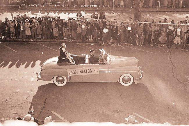 Christmas Parade 1951