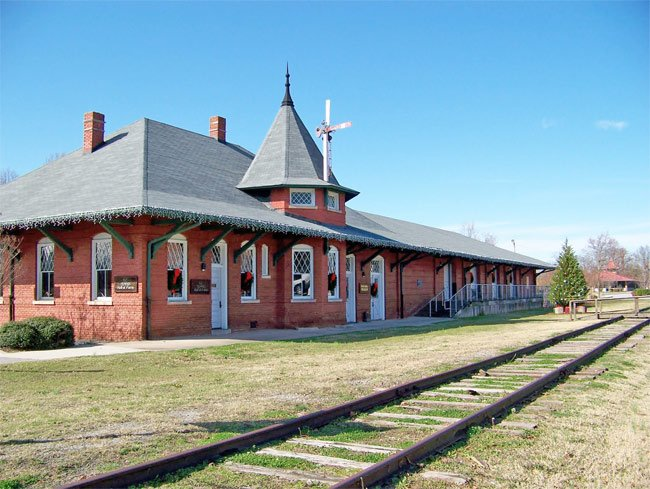Belton Depot Belton South Carolina Sc