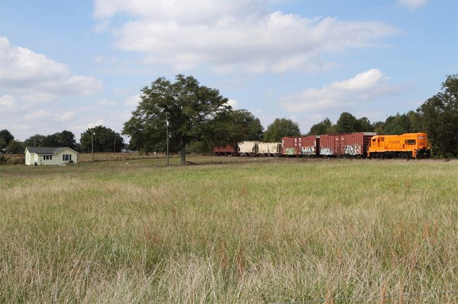 Belton Train