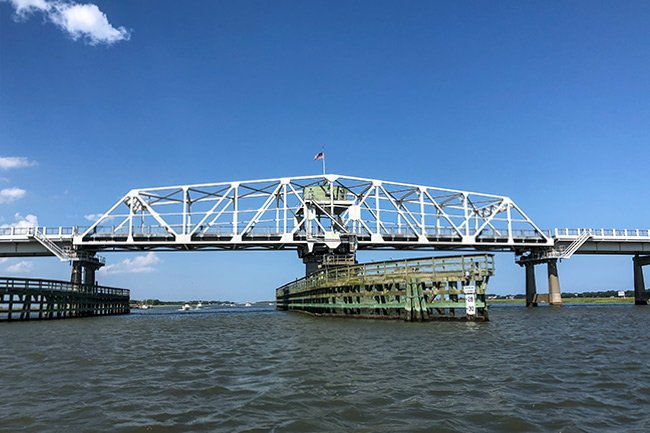 Ben Sawyer Bridge