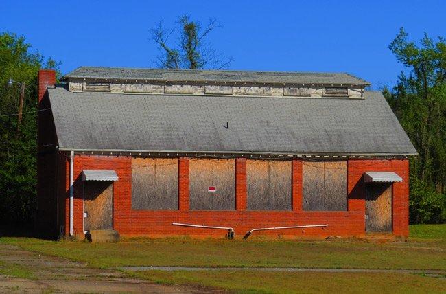 Berea School Outbuilding