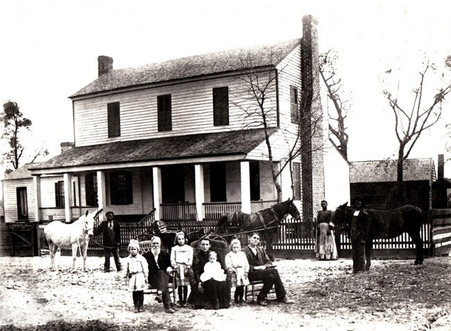 Berly House Historical