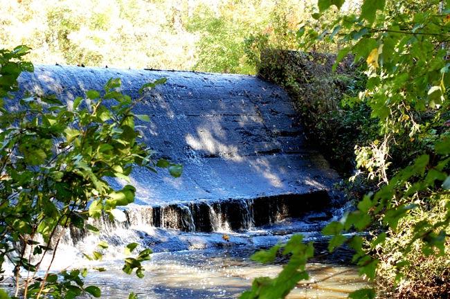 Berry Mill Dam
