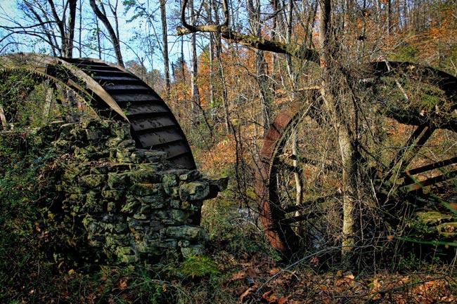 Berry Mill Waterwheels