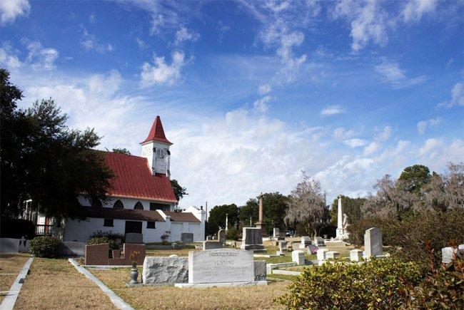 Bethany Cemetery Chapel