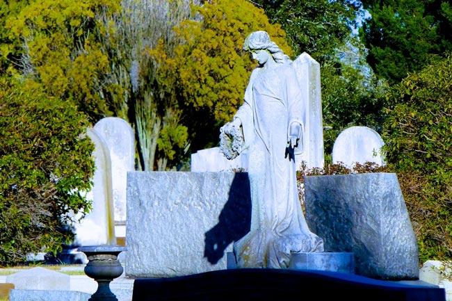 Bethany Cemetery Charleston SC