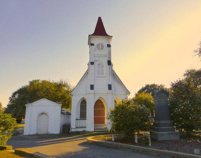 Bethany Cemetery Charleston