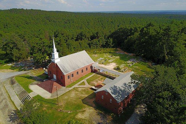 Bethany Church, McCormick