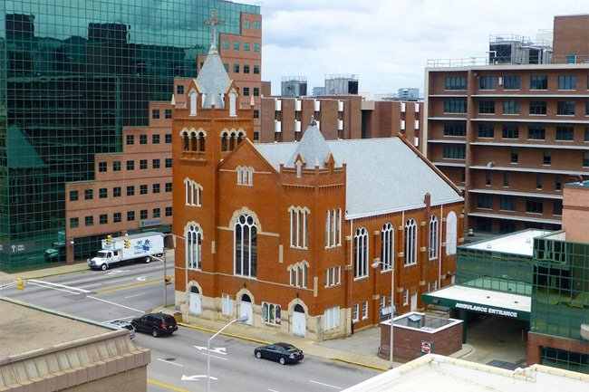Bethel AME Church Columbia