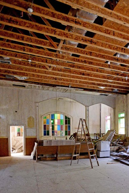 Bethel AME Interior