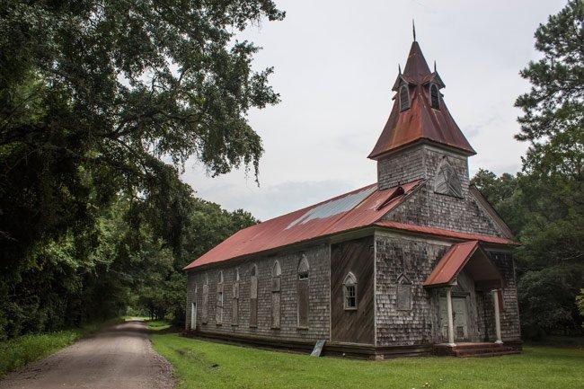 Bethel AME McClellanville