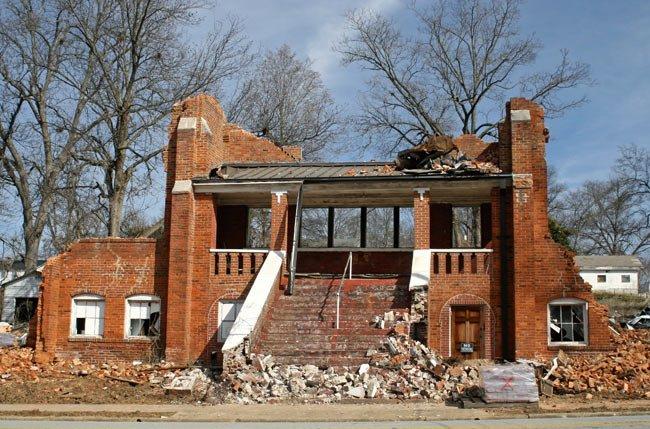 Bethel AME Ruins