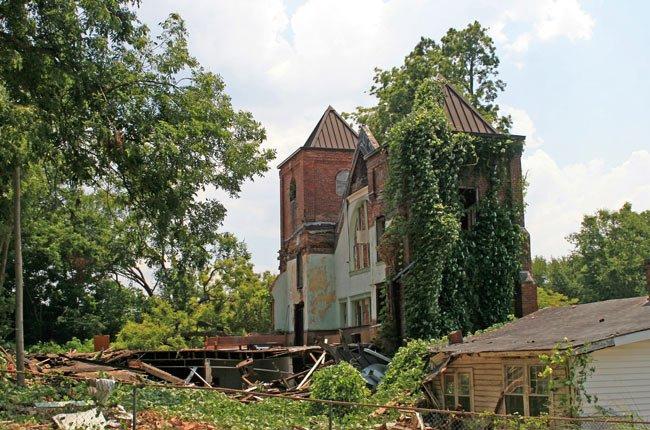 Bethel Church Demolition