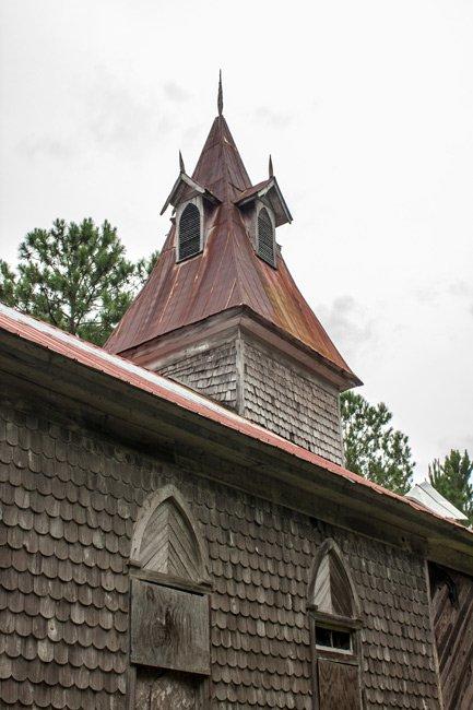 Bethel McClellanville Belfry