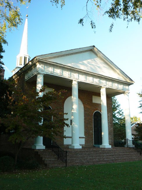 Bethesda Presbyterian Church in Camden