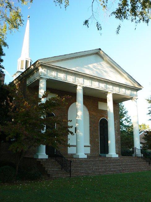 Bethesda Presbyterian Church in Camden