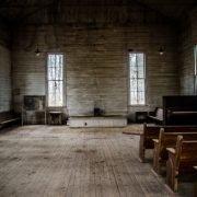 Bethia Presbyterian Interior Front