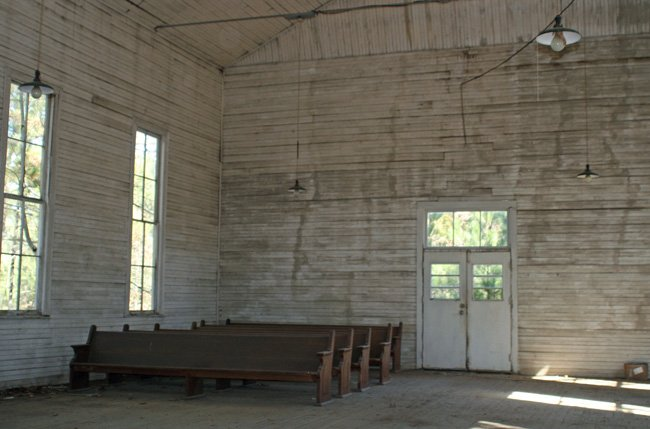 Bethia Presbyterian Interior