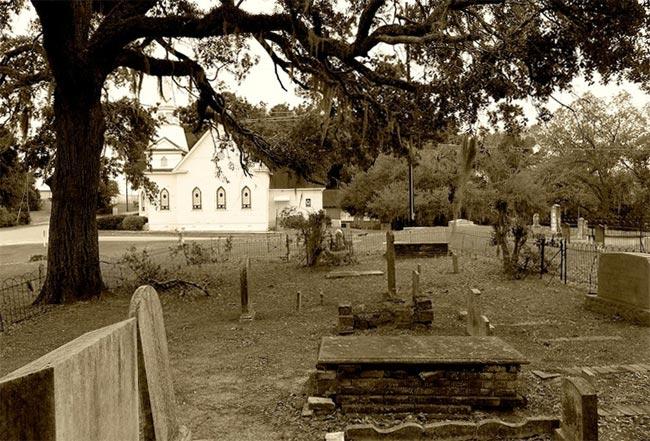 Bethlehem Baptist Cemetery