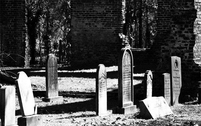Biggin Church Cemetery